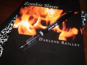 zombie novel
