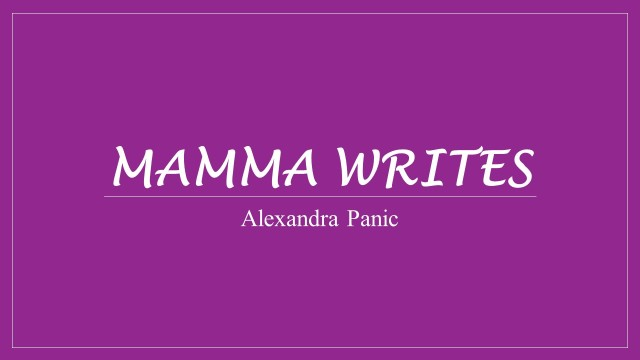 Mamma Writes