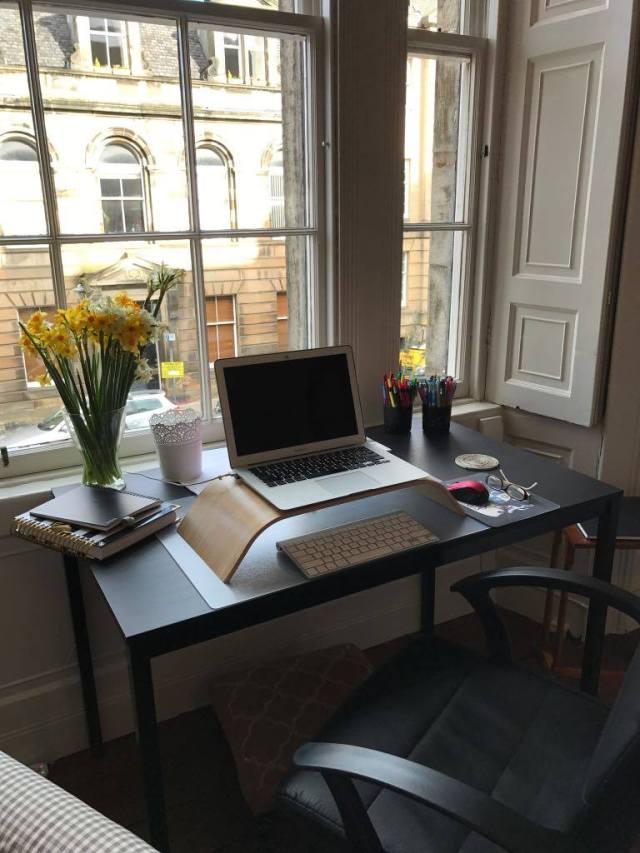 Tameri Etherton Writing Desk in Scotland