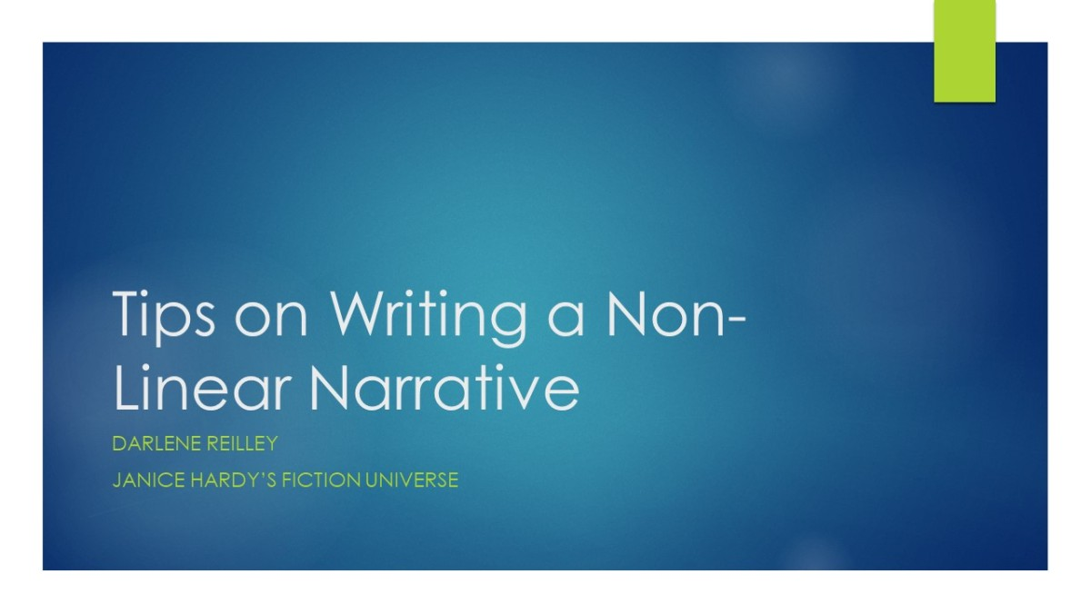 Tips on Writing a Non-Linear Narrative