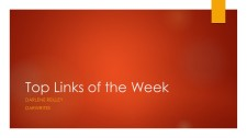 Top Links of the Week