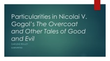 Particularities in Nicolai V