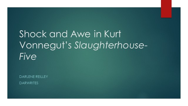Shock and Awe in Kurt Vonnegut's Slaughterhouse-Five.jpg