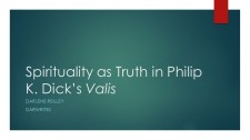 Spirituality as Truth in Philip K
