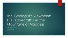 The Geologist_s Viewpoint