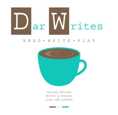 DarWrites Logo #2 2017