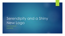 Serendipity and a Shiny New Logo