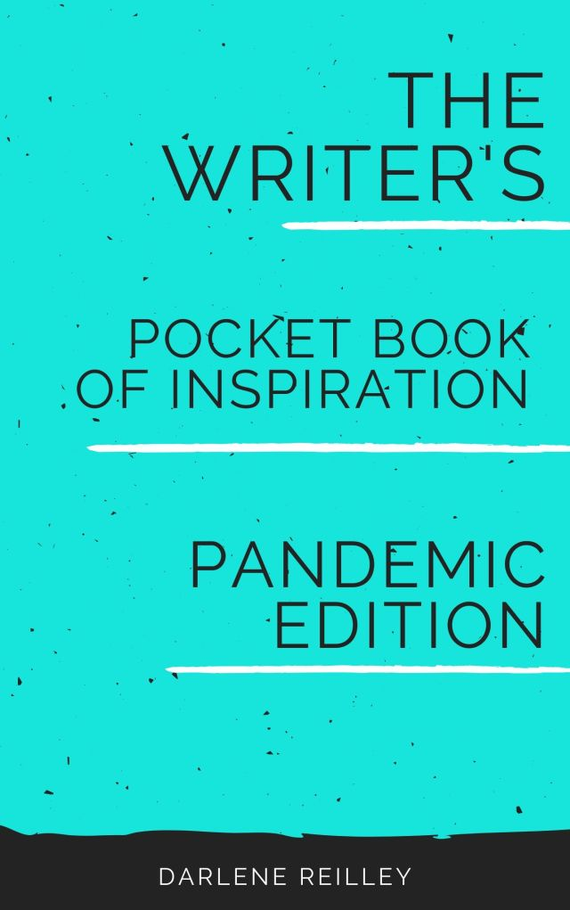 Writer's Pocket Book of Inspiration Pandemic Edition